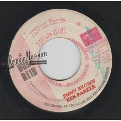"""Ken Parker - Jimmy Brown - Duke Reid 7"""""""
