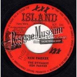 "Ken Parker - The Dynamic Medley - Island 7"""