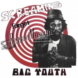 Big Youth - Screaming Target - Sunspot LP