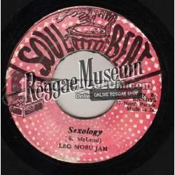 """Leo Mobu Jah - Sexology - Soul Beat 7"""""""