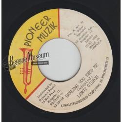 "Leroy Gibbon - Darling You Send Me - Pioneer Muzik 7"""