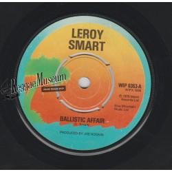 "Leroy Smart - Ballistic Affair - Island 7"""