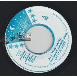 "Little John - All Who Gone - Midnight Rock 7"""