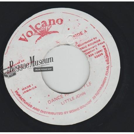 "Little John - Dance Hall Style - Volcano 7"""