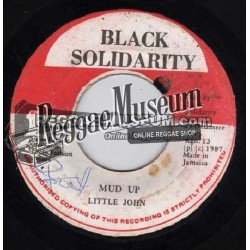Little John - Mud Up - Black Solidarity 7""