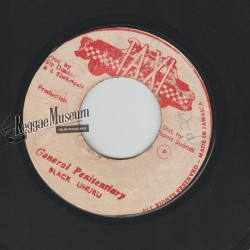 Black Uhuru - General Penitentiary - Taxi 7""