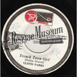 """Lloyd Parks - Trench Town Girl - Groovemaster 7"""""""