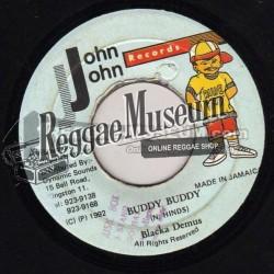 "Blacka Demus - Buddy buddy - John John 7"""