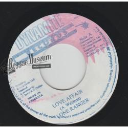 "Lone Ranger - Love Affair - Dynamite 7"""