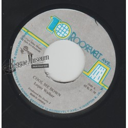 Lopez Walker - Cool Me Down - 10 Roosevelt Ave 7""