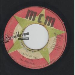 """Blackstones - No Losing Game - MCM 7"""""""