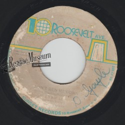 Lyrical - Dont Run Me Down - 10 Roosevelt Ave 7""