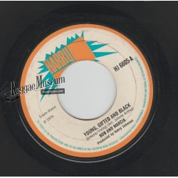 """Bob & Marcia - Young Gifted & Black - Harry J 7"""""""