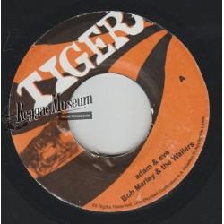 """Bob Marley & Wailers - Adam & Eve - Tiger 7"""""""