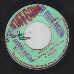 "Bob Marley & Wailers - Belly Full - Tuff Gong 7"""