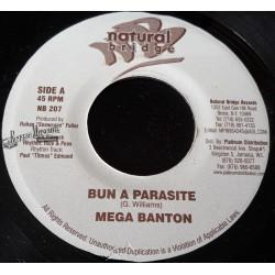 """Mega Banton - Bun A Parasite - Natural Bridge 7"""""""