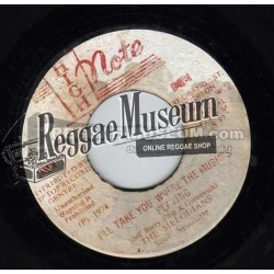Melodians - Ill Take You Where Music Is Playing - High Note 7""