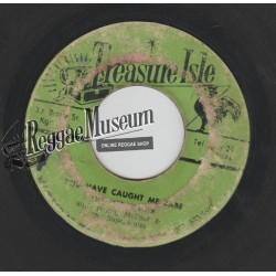Melodians - You Have Caught Me - Treasure Isle 7""