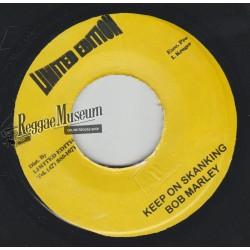 "Bob Marley & Wailers - Keep On Skanking - Limited Edition 7"""