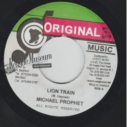 """Michael Prophet - Lion Train - Original Music 7"""""""