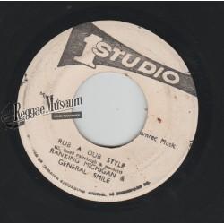 "Michigan & Smiley - Rub A Dub Style - Studio 1 7"""