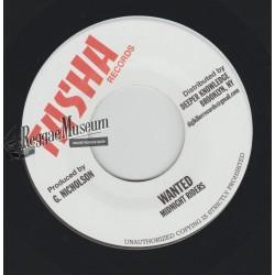 "Midnight Riders - Wanted - Tasha 7"""