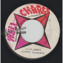 Mighty Diamonds - Have Mercy - Well Charge 7""