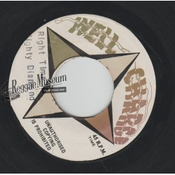 Mighty Diamonds - Right Time - Well Charge 7""