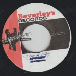 "Bob Marley & Wailers - One Cup Of Coffee - Beverleys 7"""