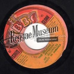"Mr Bojangles - Selassie I Cup - Joe Gibbs 7"""