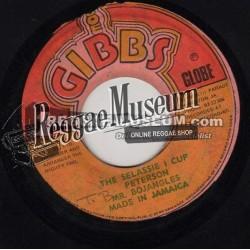 "Mr Bojangles - The Selassie I Cup - Joe Gibbs 7"""