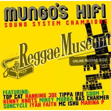 Mungos HiFi - Sound System Champions - Scotch Bonnet LP
