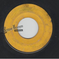 """Neville Hinds - Love At First Sight (inst) - blank (Jackpot) 7"""""""