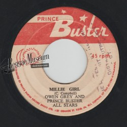 """Owen Gray - Millie Girl - Prince Buster 7"""""""