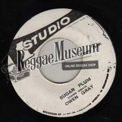 "Owen Gray - Sugar Plum - Studio 1 7"""