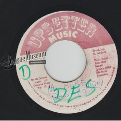 Pad Anthony - Not More - Upsetter 7""