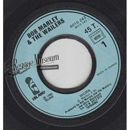 """Bob Marley & Wailers - Work - Island 7"""""""