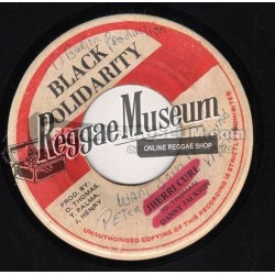 Peter Metro - Want Join The Army - Black Solidarity 7""