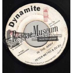 "Peter Metro & ZuZu - In The Army - Dynamite 7"""