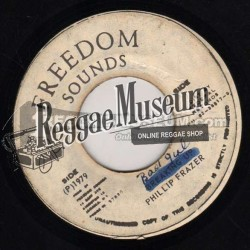 "Phillip Fraser - Bad Girl - Freedom Sounds 7"""