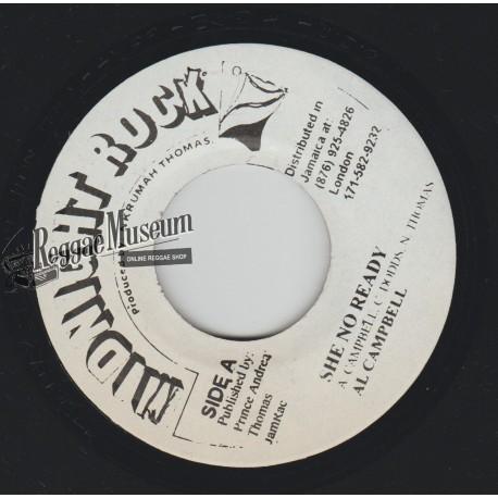 """Al Campbell - She No Ready - Midnight Rock 7"""""""