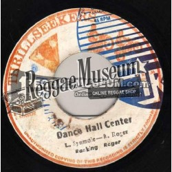 "Ranking Roger - Dance Hall Center - Thrillseekers 7"""