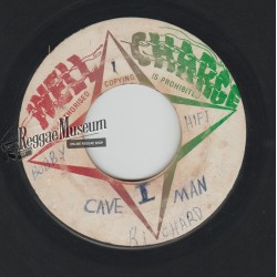 Ranking Trevor - Caveman Skank - Well Charge 7""