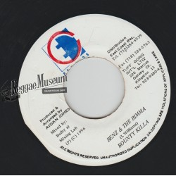 Bounty Killer - Benz & The Bimma - Aidan 7""