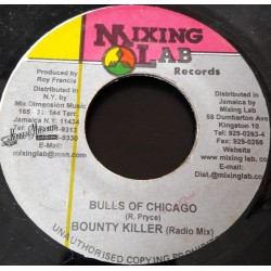 Bounty Killer - Bulls Of Chicago - Mixing Lab 7""