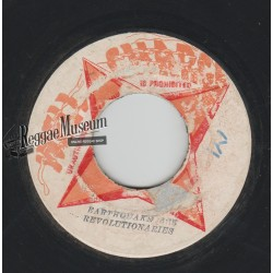 Revolutionaries - Earthquake - Well Charge 7""