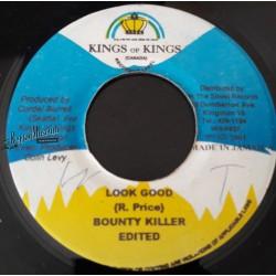 """Bounty Killer - Look Good - Kings Of Kings 7"""""""