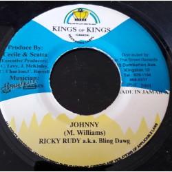 "Ricky Rudy Bling Dawg - Johnny - Kings Of Kings 7"""
