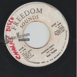 Rod Taylor - Ethiopian Kings - Freedom Sounds 7""