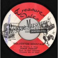 """Roman Stewart - Wolverton Mountain - Treasure Isle 7"""""""